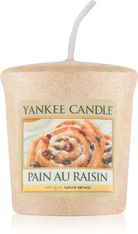 Yankee Candle Pain au Raisin votivna sveča 49 g