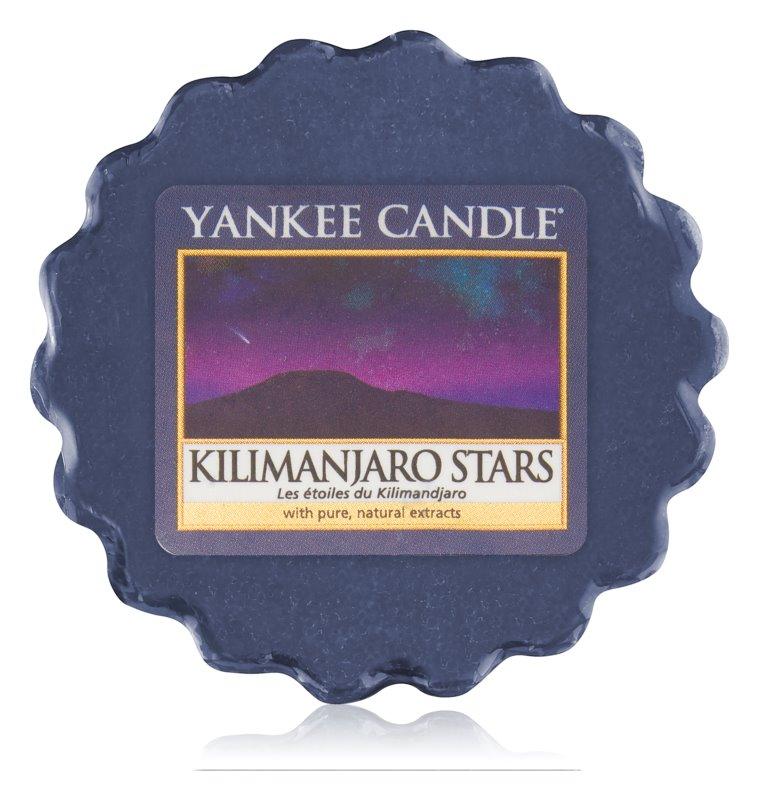 Yankee Candle Kilimanjaro Stars vosek za aroma lučko  22 g