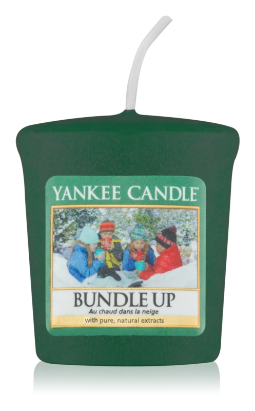 Yankee Candle Bundle Up Votivkerze 49 g