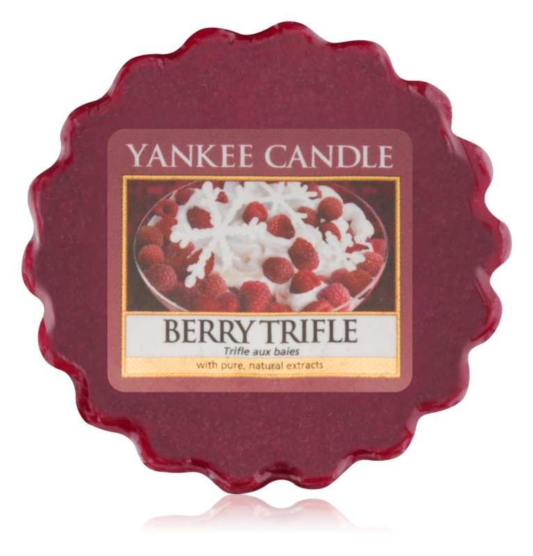 Yankee Candle Berry Trifle vosk do aromalampy 22 g