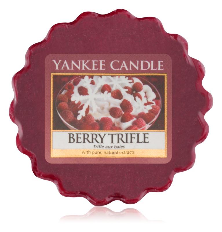 Yankee Candle Berry Trifle Wachs für Aromalampen 22 g