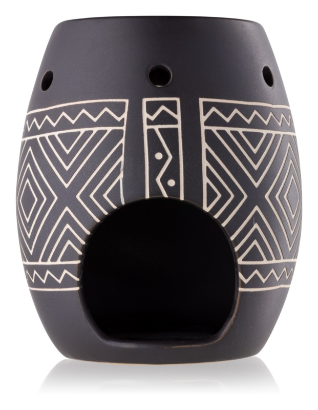Yankee Candle African Etched lampe aromatique en céramique