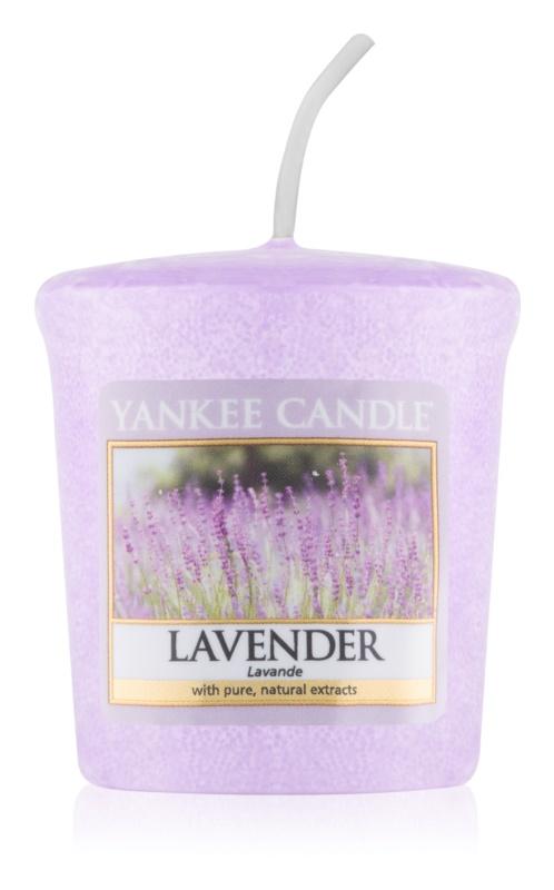 Yankee Candle Lavender votivní svíčka 49 g