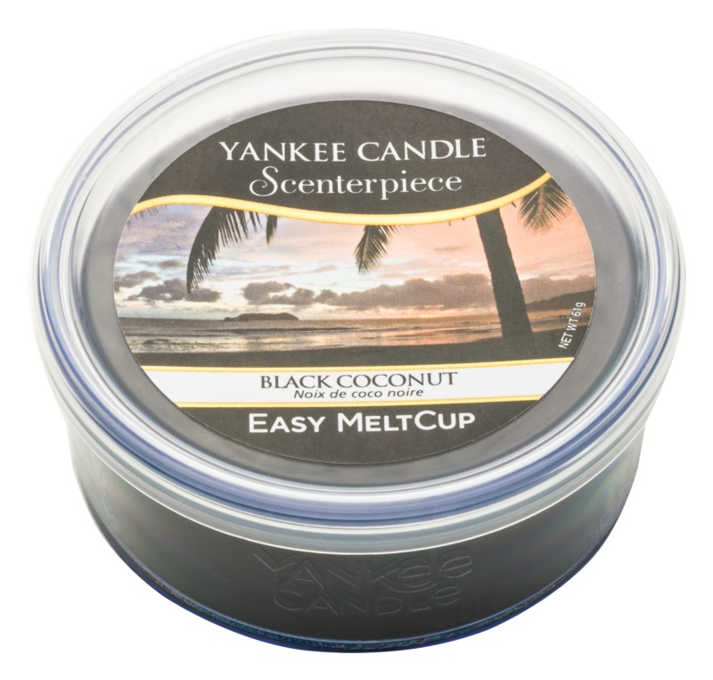 Yankee Candle Scenterpiece  Black Coconut wax for electric wax melter 61 g