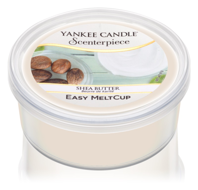 Yankee Candle Scenterpiece  Shea Butter Wax for Electric Wax Melter 61 g