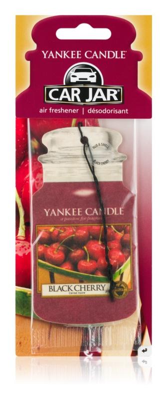 Yankee Candle Black Cherry zawieszka zapachowa do auta