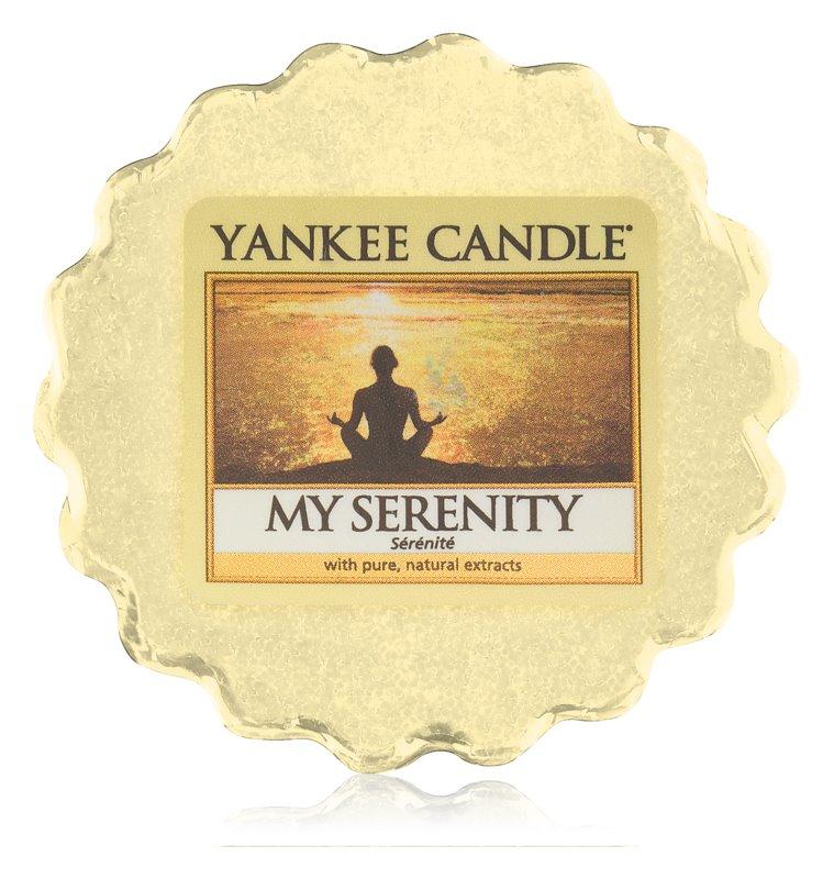 Yankee Candle My Serenity Wax Melt 22 g
