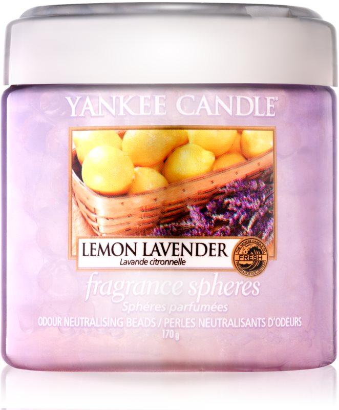 Yankee Candle Lemon Lavender Αρωματικές πέρλες 170 γρ