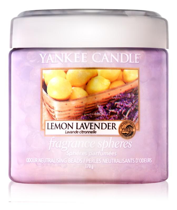 Yankee Candle Lemon Lavender mărgele parfumate 170 g