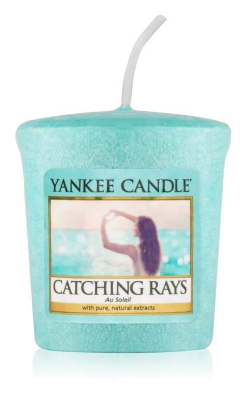 Yankee Candle Catching Rays Votive Candle 49 g