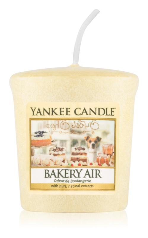 Yankee Candle Bakery Air candela votiva 49 g