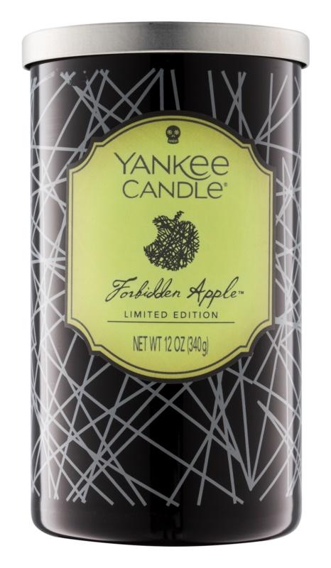 Yankee Candle Limited Edition Forbidden Apple świeczka zapachowa  340 g Décor średnia