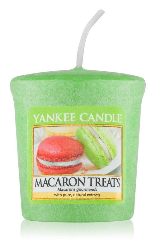 Yankee Candle Macaron Treats Votive Candle 49 g