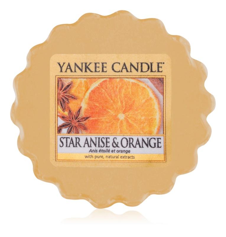 Yankee Candle Star Anise & Orange Wax Melt 22 g