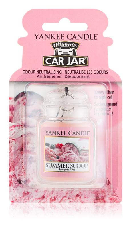 Yankee Candle Summer Scoop vôňa do auta