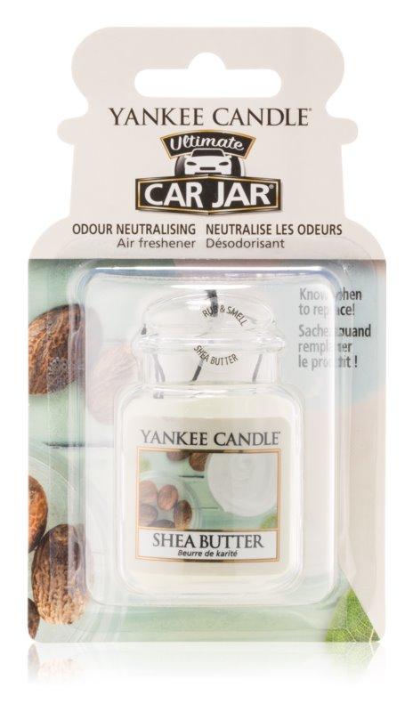 Yankee Candle Shea Butter Άρωμα για αυτοκίνητο   κρεμαστή