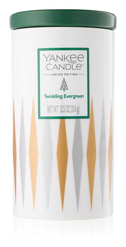 Yankee Candle Twinkling Evergreen lumanari parfumate  354 g