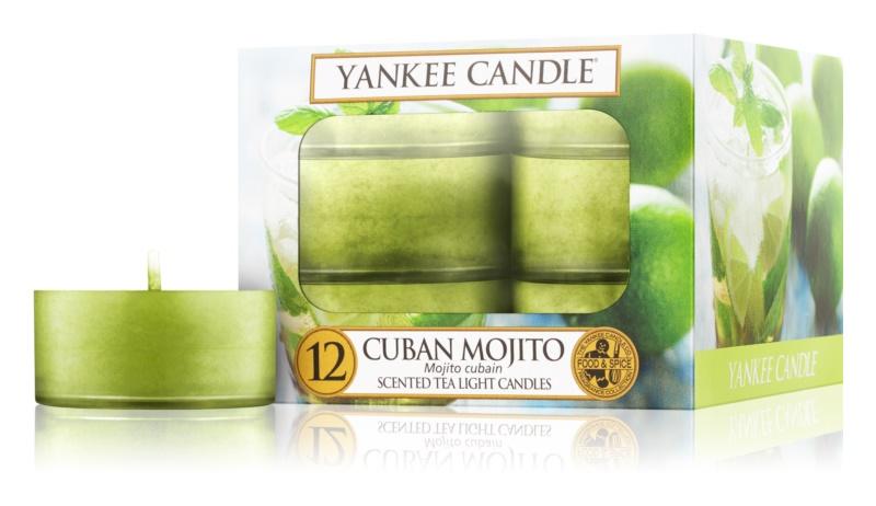 Yankee Candle Cuban Mojito Tealight Candle 12,1 g