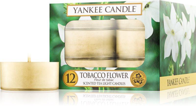 Yankee Candle Tobacco Flower lumânare