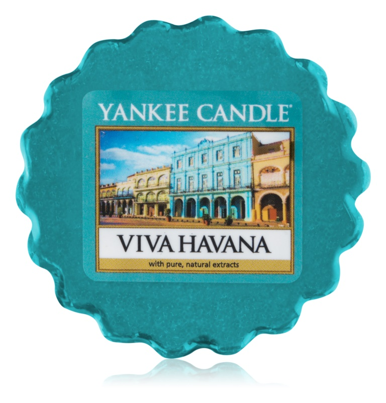 Yankee Candle Viva Havana tartelette en cire 22 g