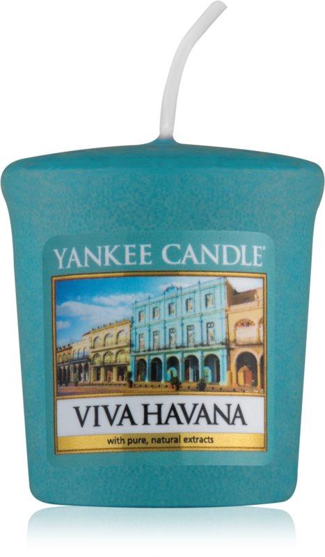 Yankee Candle Viva Havana lumânare votiv 49 g