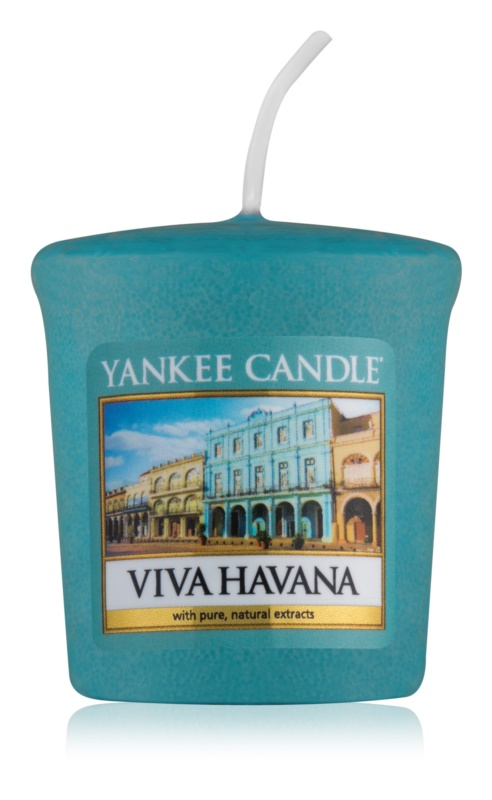 Yankee Candle Viva Havana Votivkerze 49 g