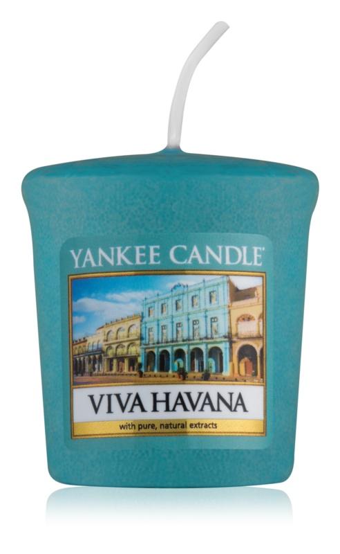 Yankee Candle Viva Havana votivní svíčka 49 g