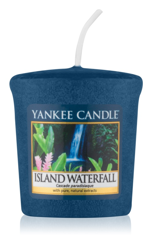 Yankee Candle Island Waterfall Votivkerze 49 g
