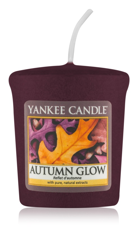 Yankee Candle Autumn Glow вотивна свічка 49 гр