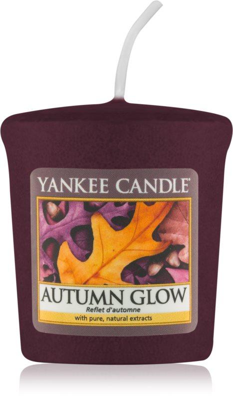 Yankee Candle Autumn Glow viaszos gyertya 49 g