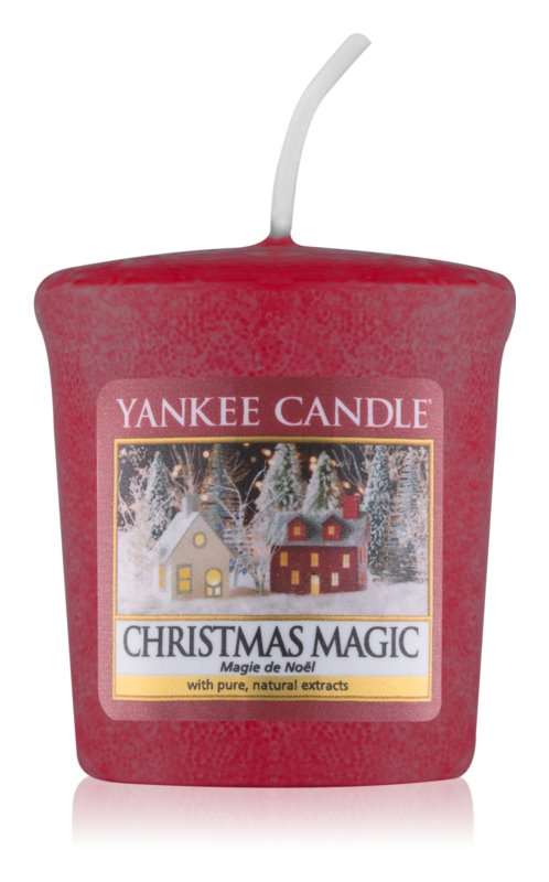 Yankee Candle Christmas Magic sampler 49 g