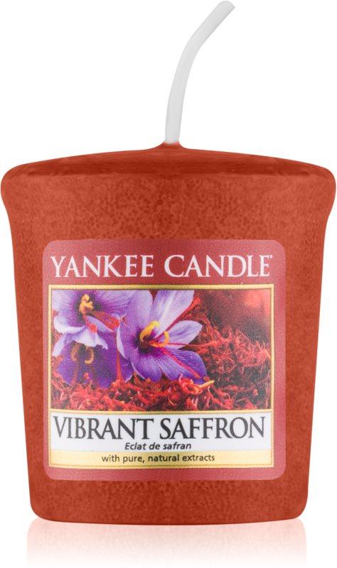 Yankee Candle Vibrant Saffron Votiefkaarsen 49 gr