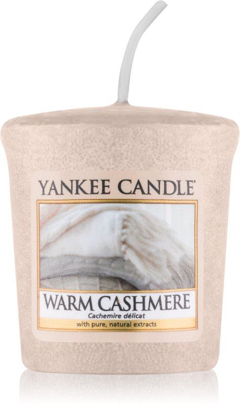 Yankee Candle Warm Cashmere Αναθυματικό κερί 49 γρ