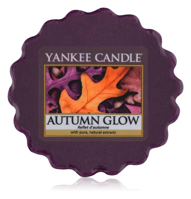 Yankee Candle Autumn Glow восък за арома-лампа  22 гр.
