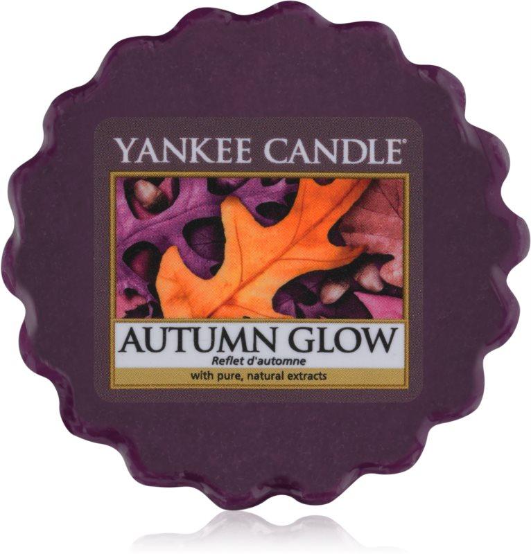 Yankee Candle Autumn Glow illatos viasz aromalámpába 22 g