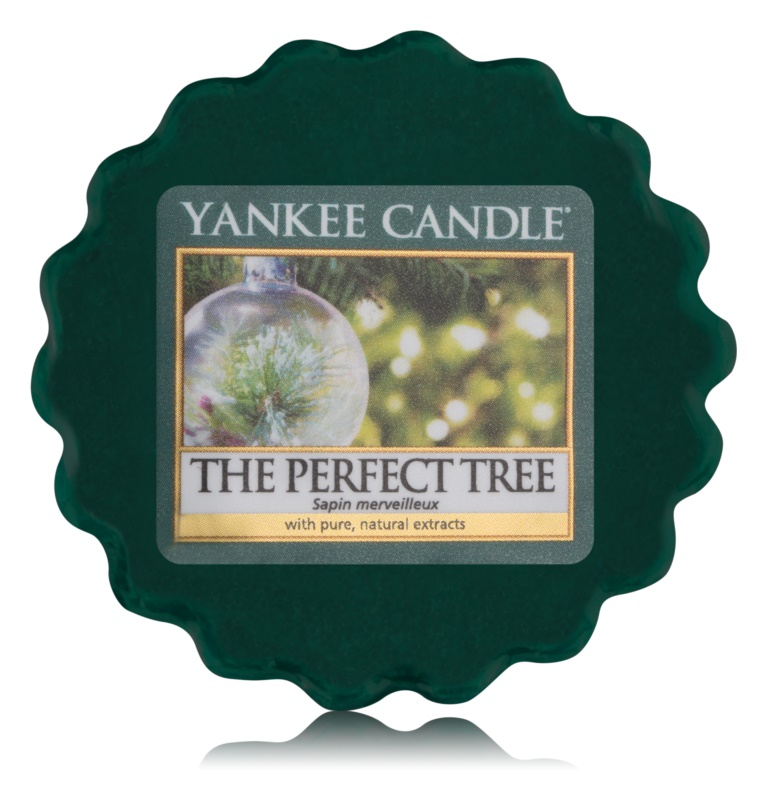 Yankee Candle The Perfect Tree κερί για αρωματική λάμπα 22 γρ