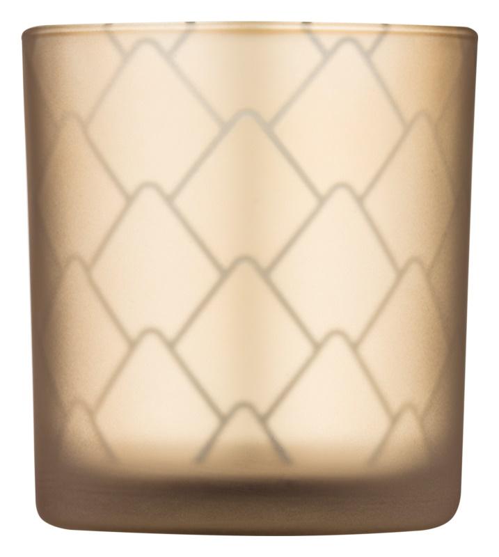 Yankee Candle Modern Pinecone szklany świecznik na sampler