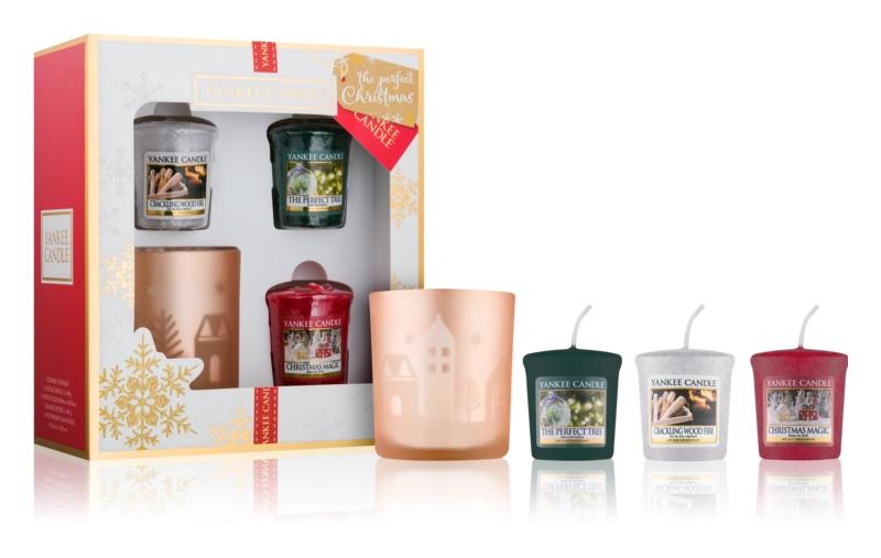 Yankee Candle The Perfect Christmas darilni set IV.