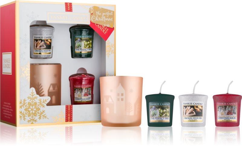 Yankee Candle The Perfect Christmas подаръчен комплект IV.