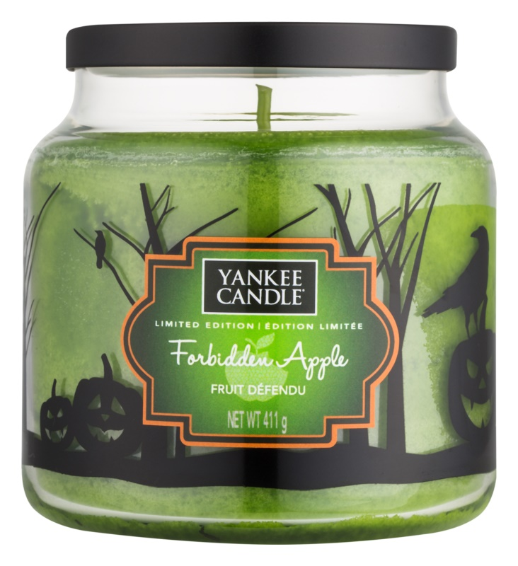 Yankee Candle Limited Edition Forbidden Apple bougie parfumée 410 g Classic moyenne