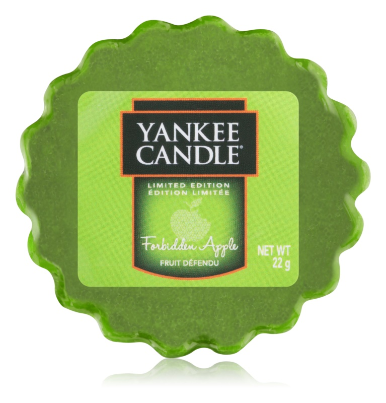 Yankee Candle Limited Edition Forbidden Apple cera per lampada aromatica 22 g