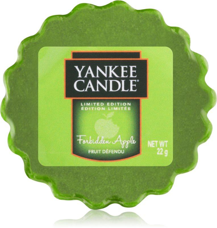 Yankee Candle Limited Edition Forbidden Apple Wachs für Aromalampen 22 g