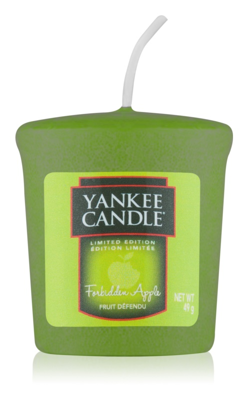 Yankee Candle Limited Edition Forbidden Apple Votive Candle 49 g