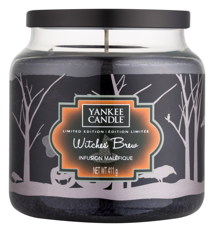 Yankee Candle Limited Edition Witches' Brew Scented Candle 411 g Classic Medium