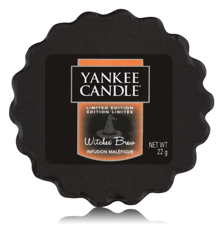 Yankee Candle Limited Edition Witches' Brew cera per lampada aromatica 22 g
