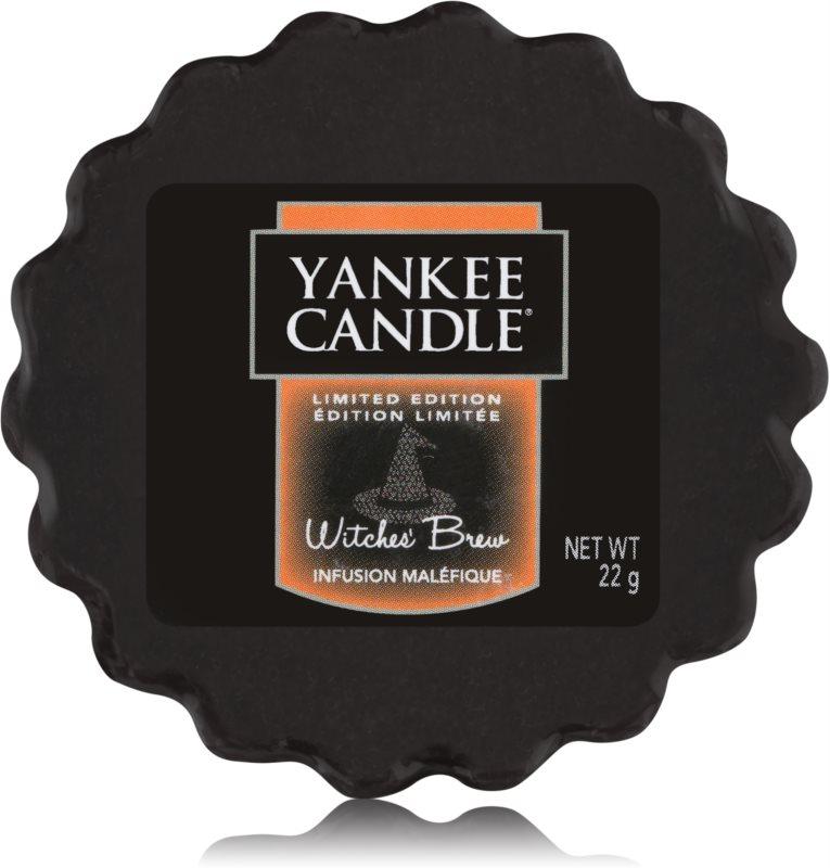 Yankee Candle Limited Edition Witches' Brew illatos viasz aromalámpába 22 g