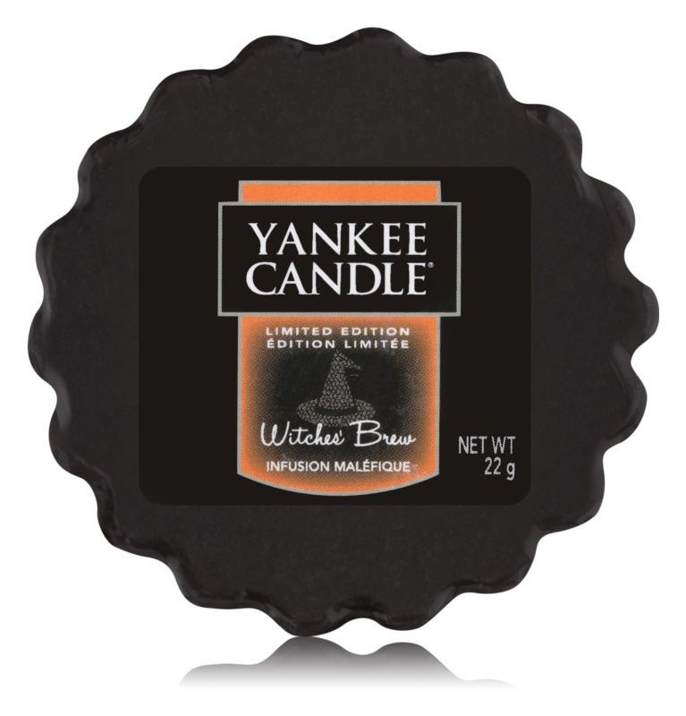Yankee Candle Limited Edition Witches' Brew Wachs für Aromalampen 22 g