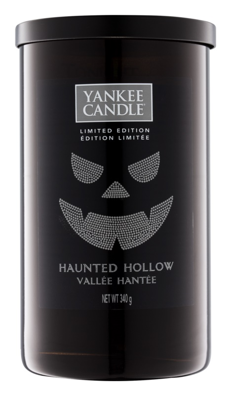 Yankee Candle Limited Edition Haunted Hallow bougie parfumée 340 g Décor moyenne