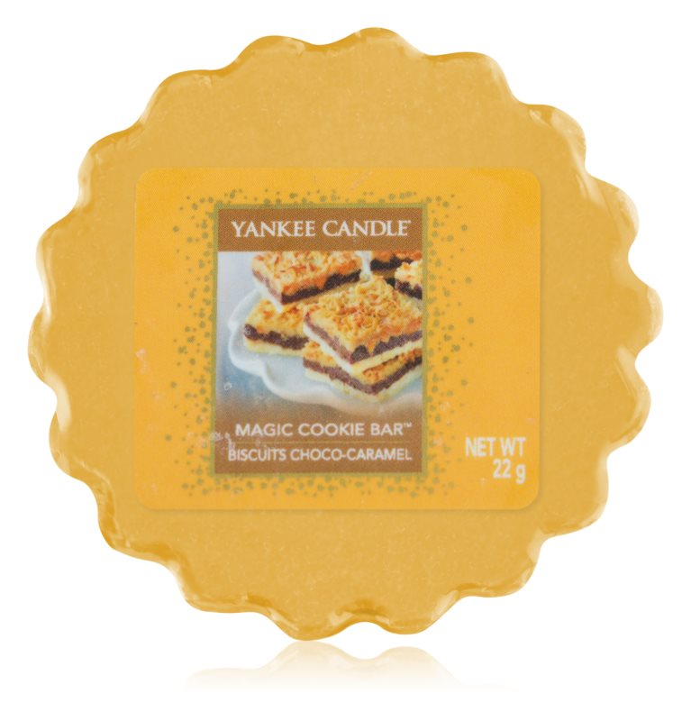 Yankee Candle Magic Cookie Bar vosk do aromalampy 22 g