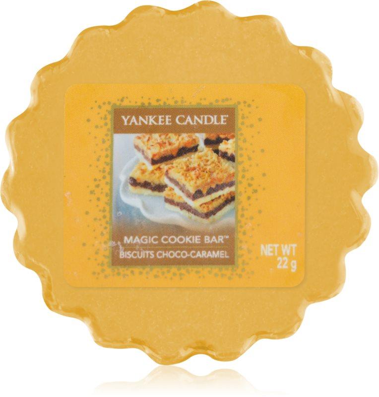 Yankee Candle Magic Cookie Bar Wachs für Aromalampen 22 g
